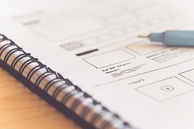 Webseiten Agentur Entwurf