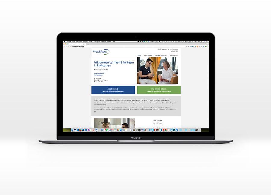 kubens-webseite