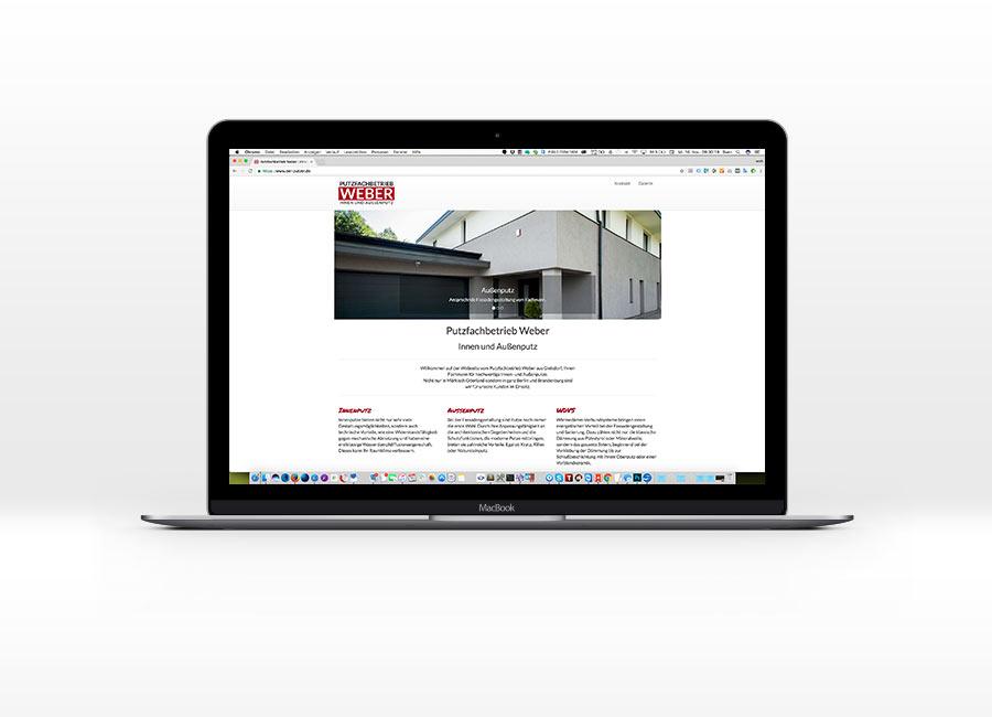 weber-webseite