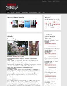 Webseite Drupal
