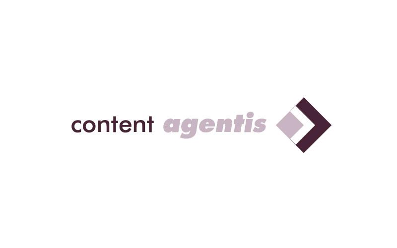 Logo content agentis