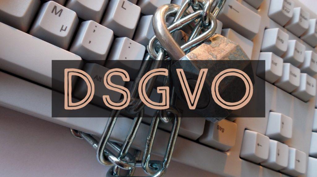 DSGVO Ein Gespenst